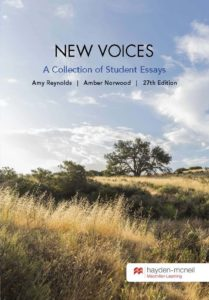 Cover of New Voices