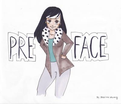 Whang - Comic Preface