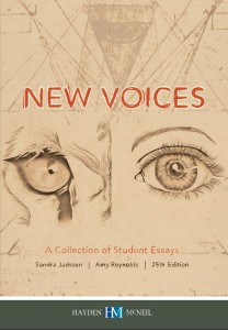 New Voices Cover